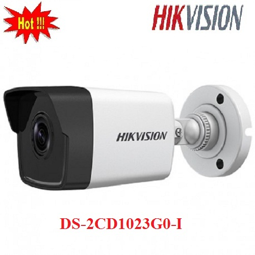 CAMERA IP THÂN TRỤ DS-2CD1023G0-I 2MP